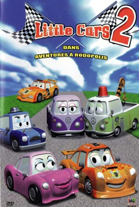 Little Cars 2 : Aventures à Rodopolis