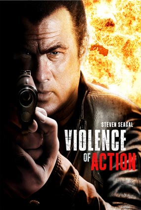 True Justice : Violence Of Action