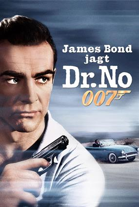 James Bond 007 Jagt Dr. No