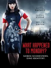 What Happened To Monday? VoD
