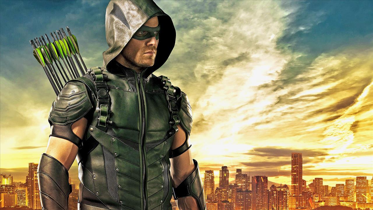Staffel 4 Arrow